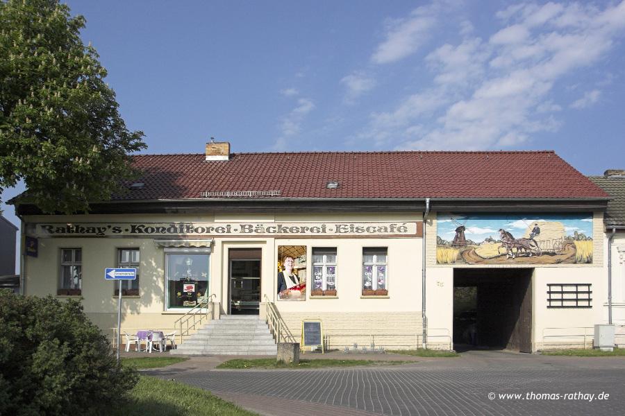 Die Bäckerei Rathay in Klosterfelde
