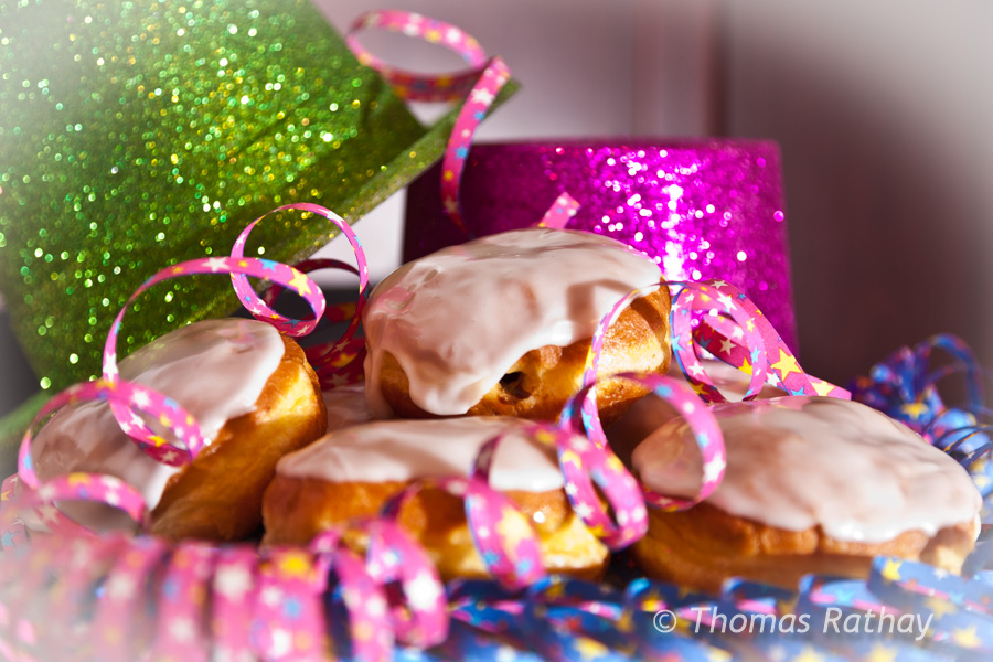 Köstliche Pfannkuchen in der Faschingszeit
