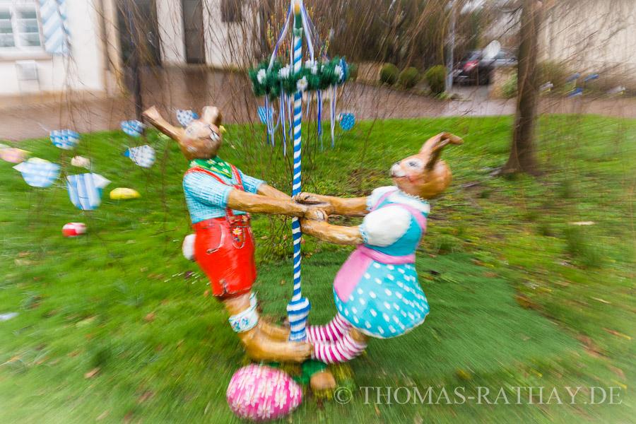 Leckere Naschwaren zu Ostern – da tanzen alle Hasen vor Freude!